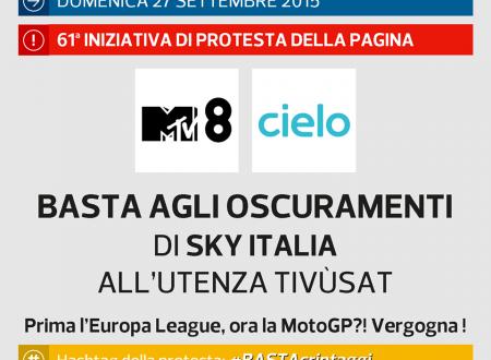 Cielo e MTV8 oscurati su TvSat ….