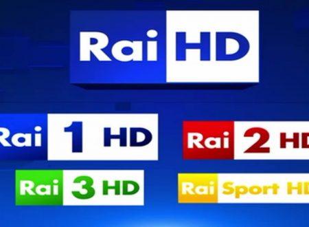 RAI in Alta Definizione e altro …