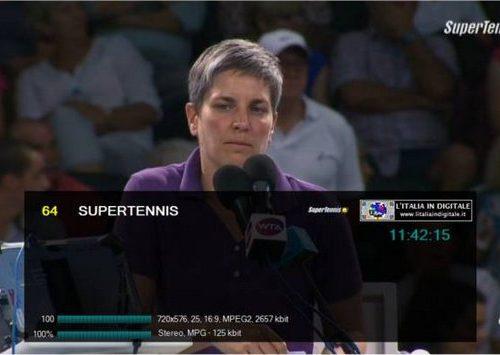 SuperTennis news