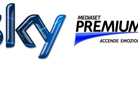 Oggi sposi (Sky vs. Mediaset Premium)